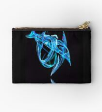 Dolphin with Reflection, Studio Pouch