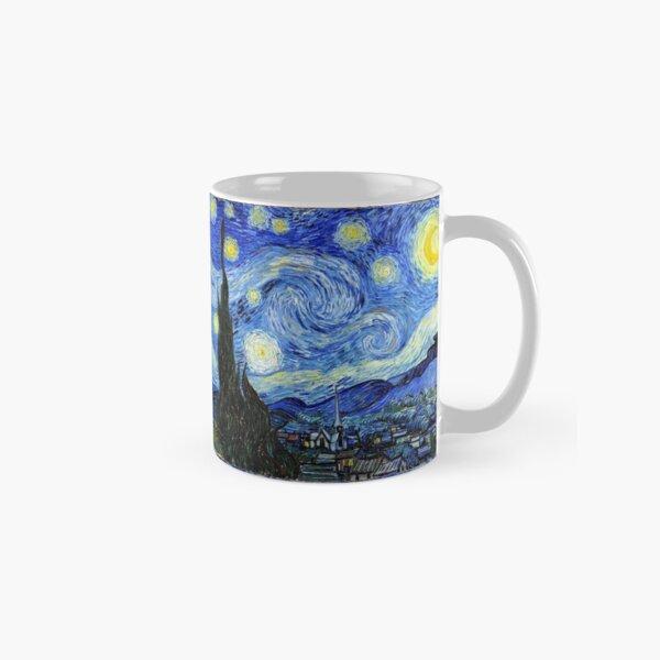 Starry Night Vincent Van Gogh Painting Classic Mug