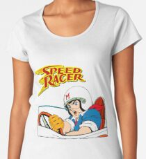 Speed Racer Premium Scoop T-Shirt