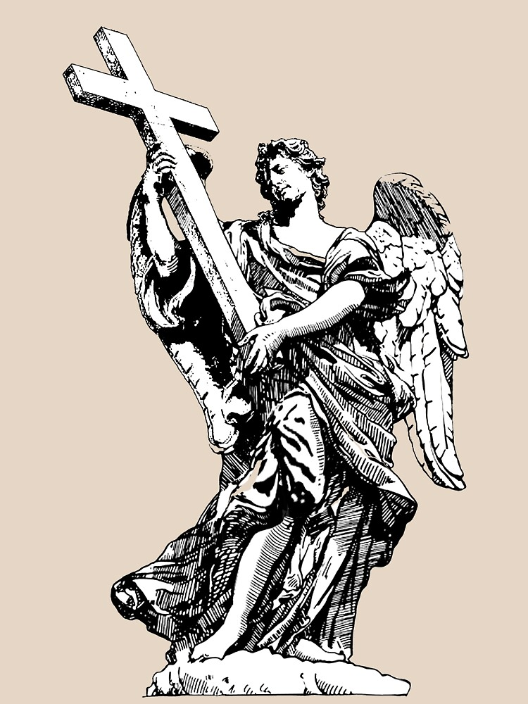 Saint Michael with the Cross by Albert