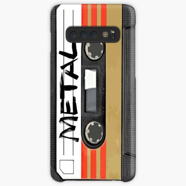 Heavy metal Music band logo Samsung Galaxy Snap Case