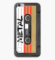 Heavy metal Music band logo iPhone Case
