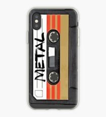 Vinilo o funda para iPhone Heavy metal Music band logo