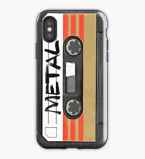 Heavy metal Music band logo iPhone-Hülle & Cover
