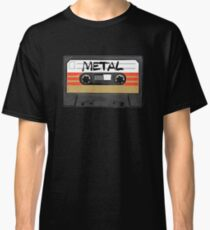 Heavy metal Music band logo Classic T-Shirt