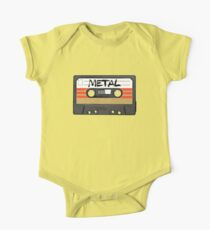 Heavy metal Music band logo Kids Clothes
