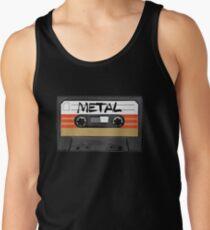 Heavy metal Music band logo Tank Top