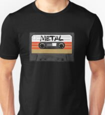 Heavy metal Music band logo Slim Fit T-Shirt