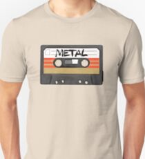 Heavy metal Music band logo T-Shirt