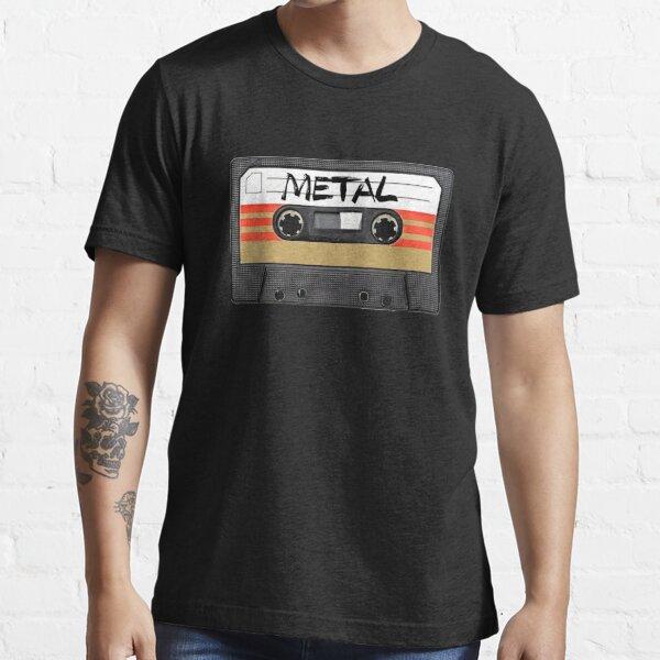Logo du groupe de musique heavy metal T-shirt essentiel