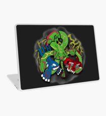 Rayquaza, Kyogre, & Groudon - Hoenn Remake Ahoy! Laptop Skin