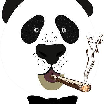 Mr. Panda Bear by TAKASH