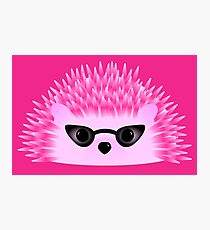 Hedgy Pricklypear Flair Photographic Print