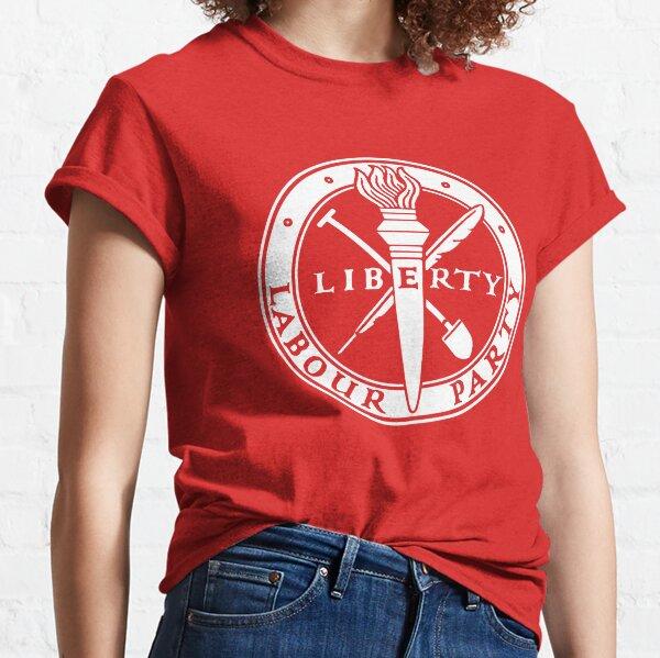 Liberty Labour Party Classic T-Shirt