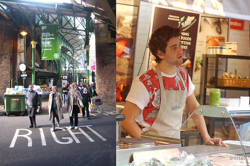 Borough Market, London by snittel