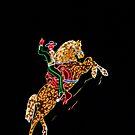 Neon Cowboy by Linda Bianic