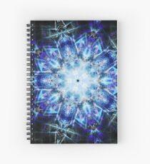 Flake Spiral Notebook