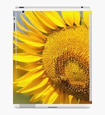Sunflower Fields - Nobby, Australia iPad Case/Skin