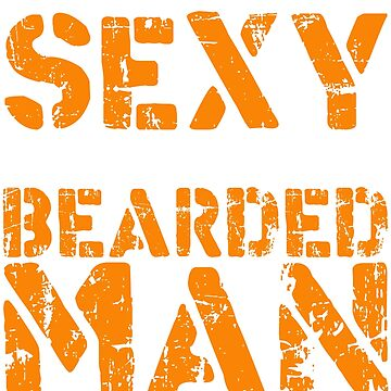 Sexy Bearded Man by BaptismCo