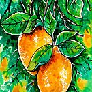 Citrus in July by NiamhWitch