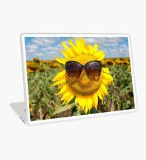 Happy Sunflower - Nobby, Australia Laptop Skin