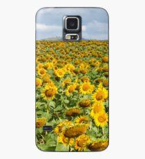 Sunflower Field - Nobby, Australia   Case/Skin for Samsung Galaxy