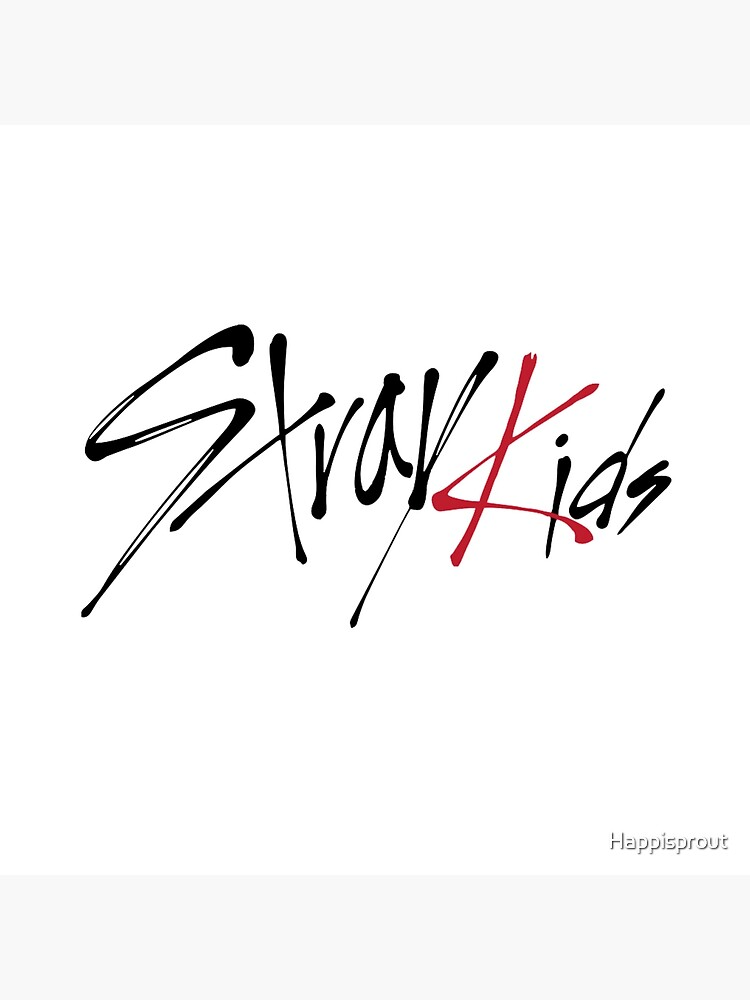 Stray Kids Logo Lets Go Tote Bag By Happisprout Redbubble Shop stray kids logo onesies created by independent artists from around the globe. redbubble