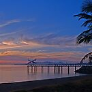 The Strand Jetty Sunrise by Paul Gilbert