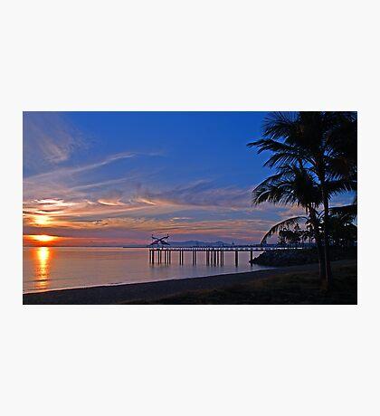 The Strand Jetty Sunrise Photographic Print