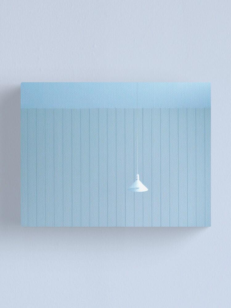Alternate view of quiet light Canvas Print