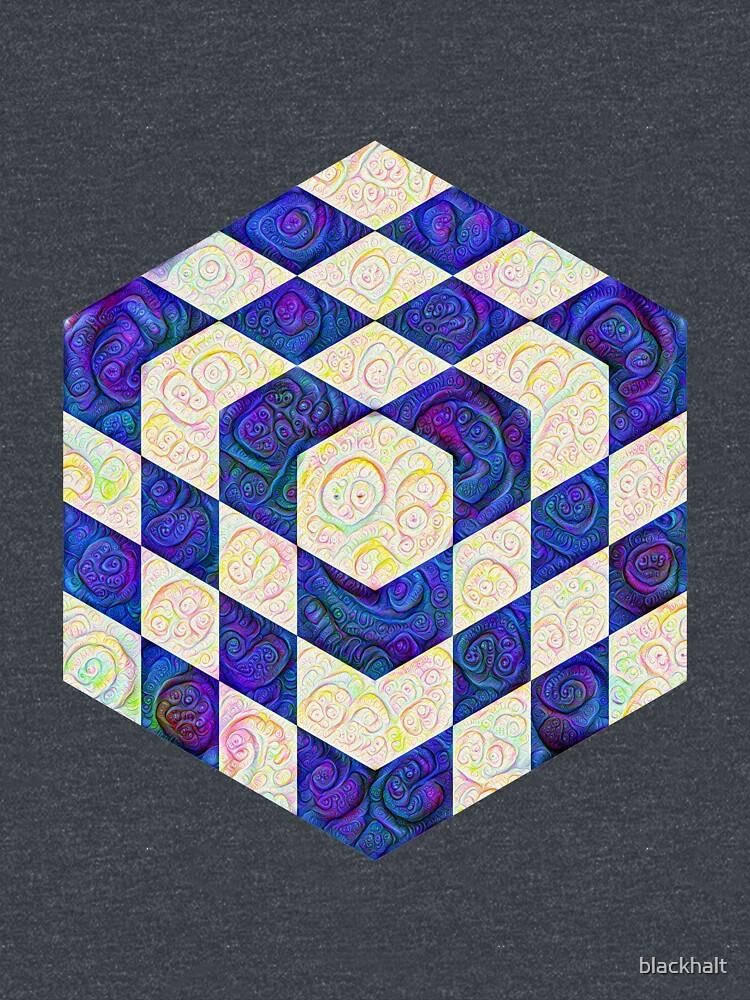 #DeepDream Color Squares Visual Areas 5x5K v1448964615 by blackhalt