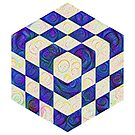 #DeepDream Color Squares Visual Areas 5x5K v1448964615 by blackhalt