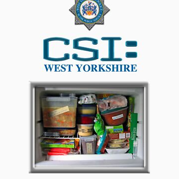 CSI: West Yorkshire by electricfly