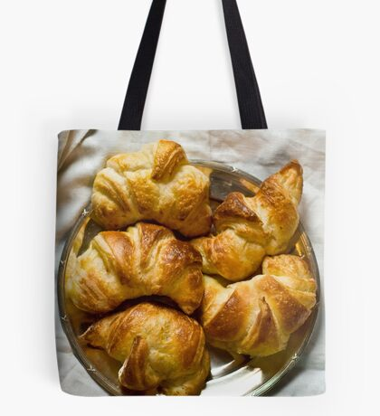 Croissants Tote Bag