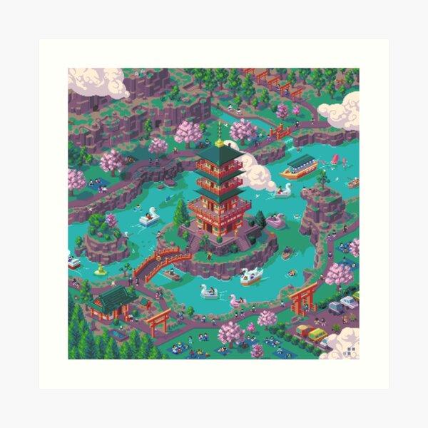 Mondo - 3 Art Print