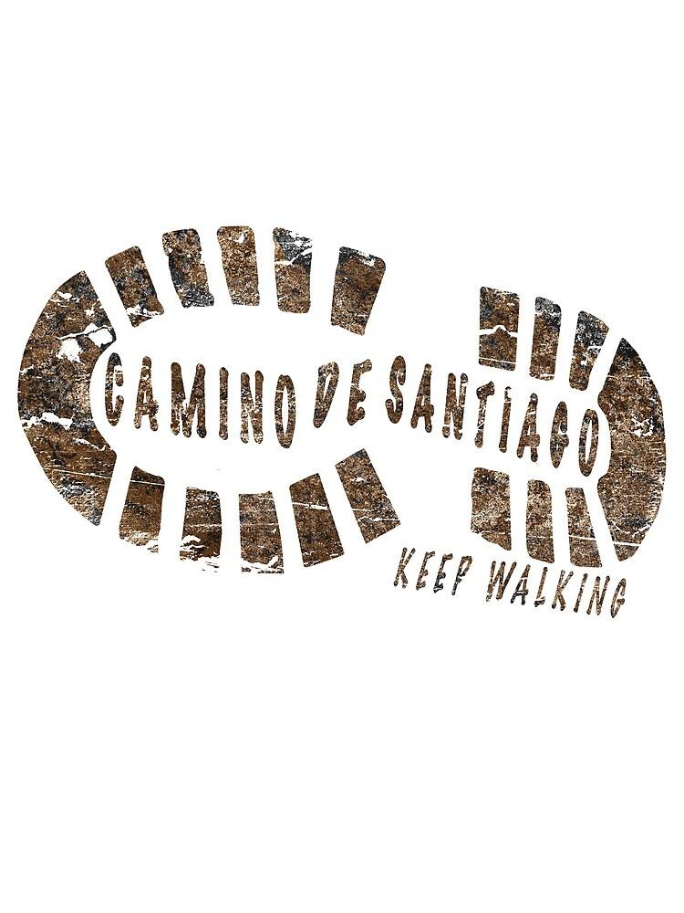 Camino de Santiago - Keep walking by jhussar