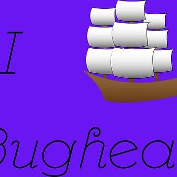 I Ship Bughead by SpiffyByDesign