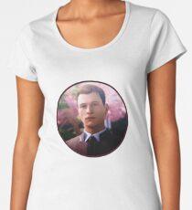 Detroit Become Human - Connor Women's Premium T-Shirt