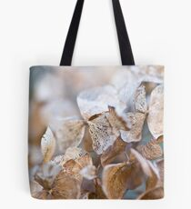 winter flower Tote Bag