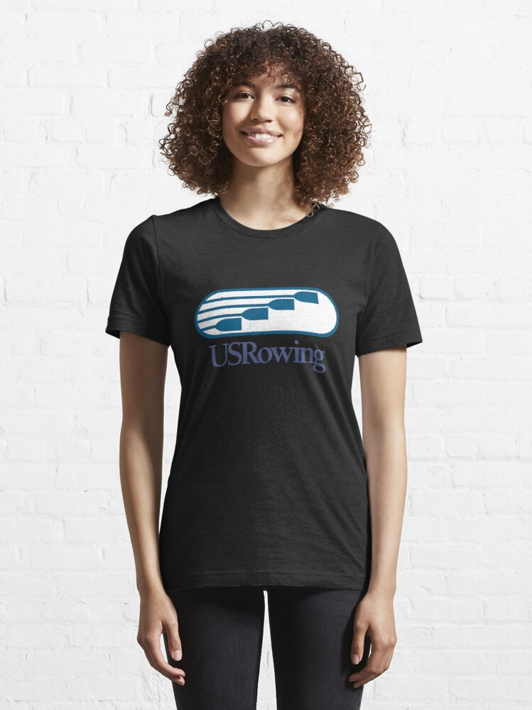Alternate view of US Rowing Essential T-Shirt