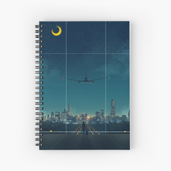I'm Home Spiral Notebook