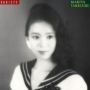 Variety (1984) | Mariya Takeuchi by muwumbe