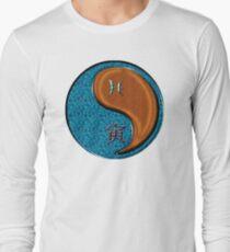Pisces & Tiger Yang Wood T-Shirt