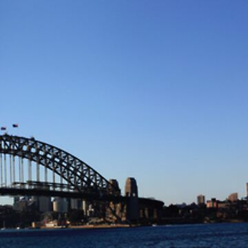 Sydney Harbour by Nutbolt