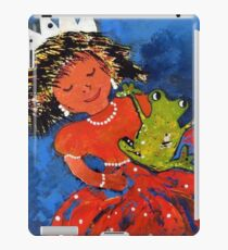 The princess and the frog iPad Case/Skin