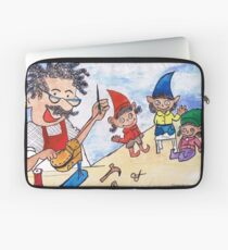 The shoemaker and the elves Laptop Sleeve