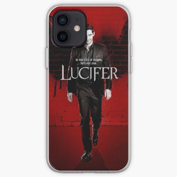 Lucifer Coque souple iPhone