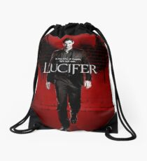 Lucifer Drawstring Bag