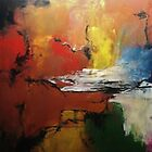 SANDSTONE  by JOHN COCORIS