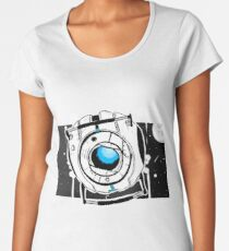 Portal - Wheatley Women's Premium T-Shirt